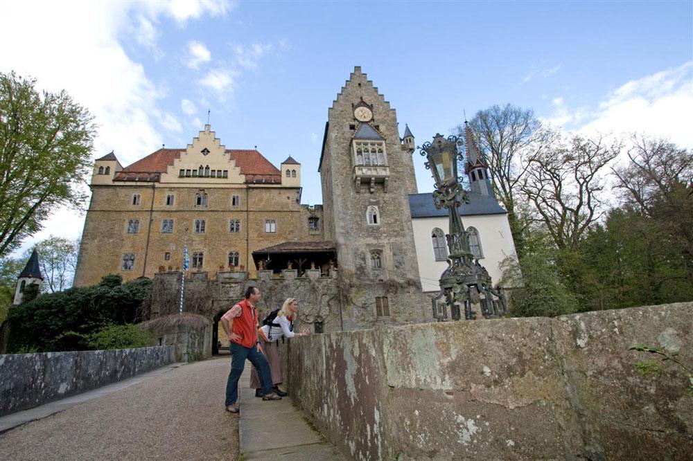 Schloss Egg bei Deggendorf