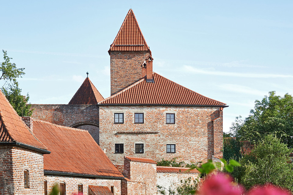Die Burg Trausnitz war ein Vierteljahrtausend lang Residenz und Regierungssitz der niederbayerischen Herzöge.