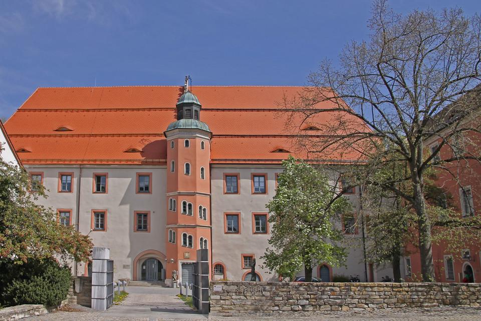 Pfalzgrafenschloß am Residenzplatz