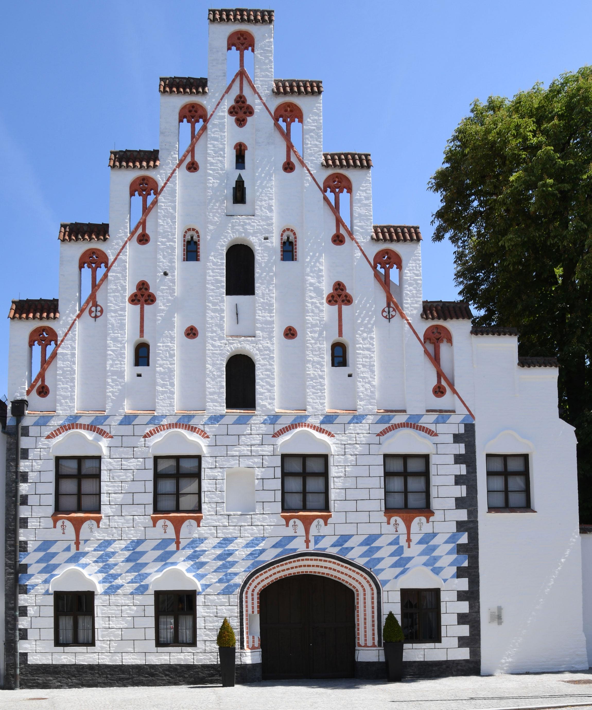 Die Herzogsburg beherbergt auf über 1.000 Quadratmetern ein Museum zur Geschichte der Stadt.